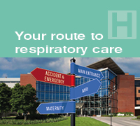 Your route to respiratory care